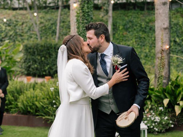 La boda de Natalia y Carles en Bigues, Barcelona 32