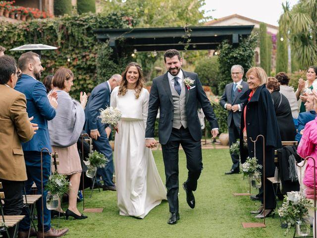 La boda de Natalia y Carles en Bigues, Barcelona 33
