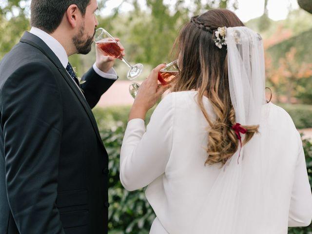 La boda de Natalia y Carles en Bigues, Barcelona 35