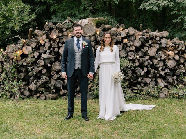 La boda de Natalia y Carles en Bigues, Barcelona 36