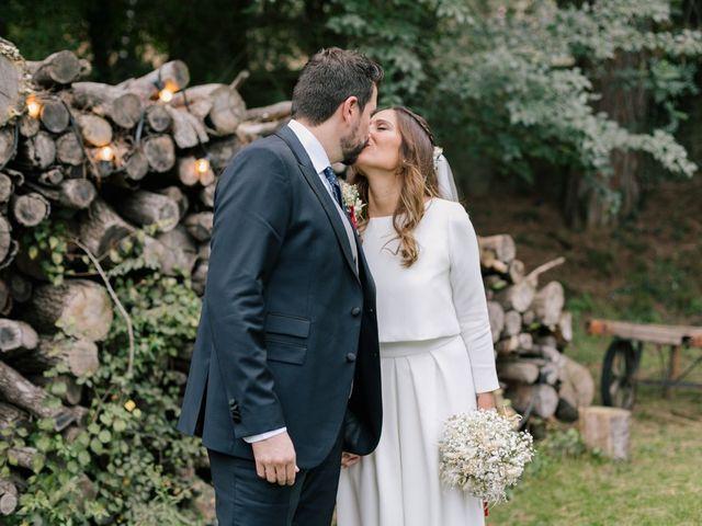 La boda de Natalia y Carles en Bigues, Barcelona 38