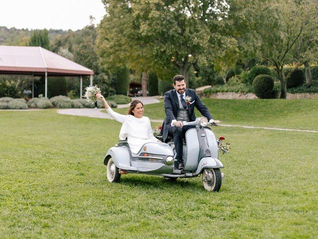 La boda de Natalia y Carles en Bigues, Barcelona 45