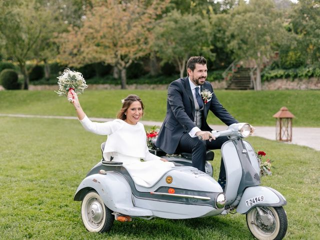 La boda de Natalia y Carles en Bigues, Barcelona 46