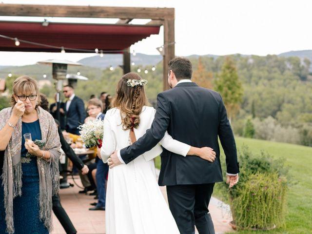 La boda de Natalia y Carles en Bigues, Barcelona 47