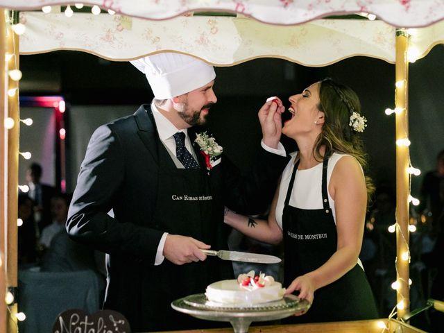 La boda de Natalia y Carles en Bigues, Barcelona 69