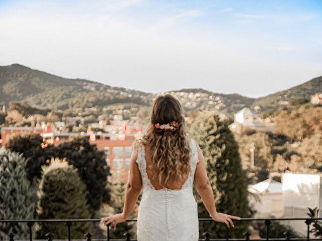 La boda de Nando y Andrea en Alella, Barcelona 21