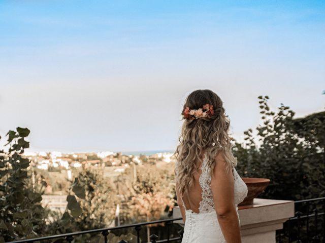 La boda de Nando y Andrea en Alella, Barcelona 23