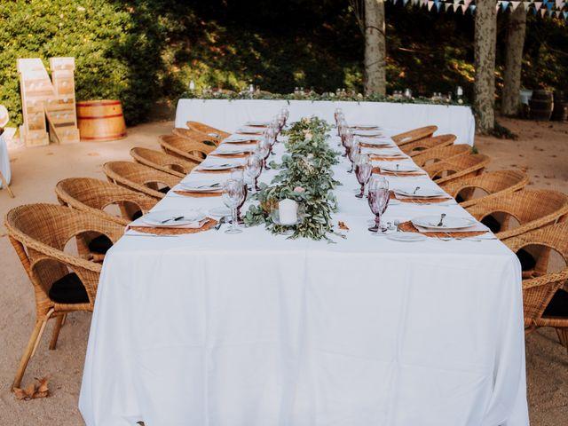 La boda de Nando y Andrea en Alella, Barcelona 33
