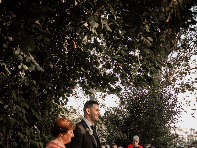 La boda de Nando y Andrea en Alella, Barcelona 37