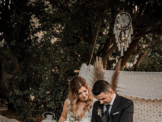 La boda de Nando y Andrea en Alella, Barcelona 39