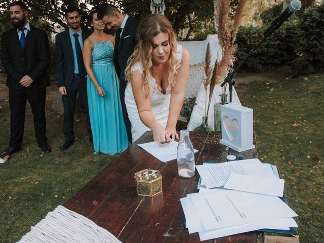 La boda de Nando y Andrea en Alella, Barcelona 43