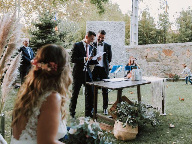 La boda de Nando y Andrea en Alella, Barcelona 44