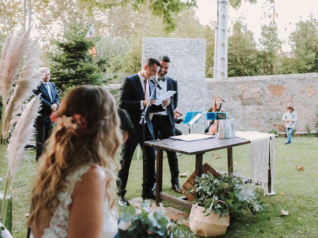 La boda de Nando y Andrea en Alella, Barcelona 46