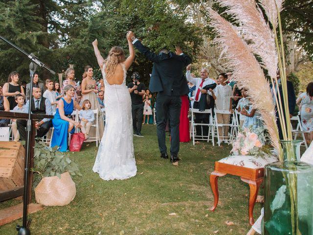 La boda de Nando y Andrea en Alella, Barcelona 47