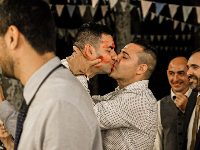 La boda de Nando y Andrea en Alella, Barcelona 61
