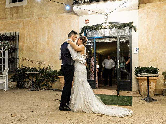 La boda de Andrea y Nando