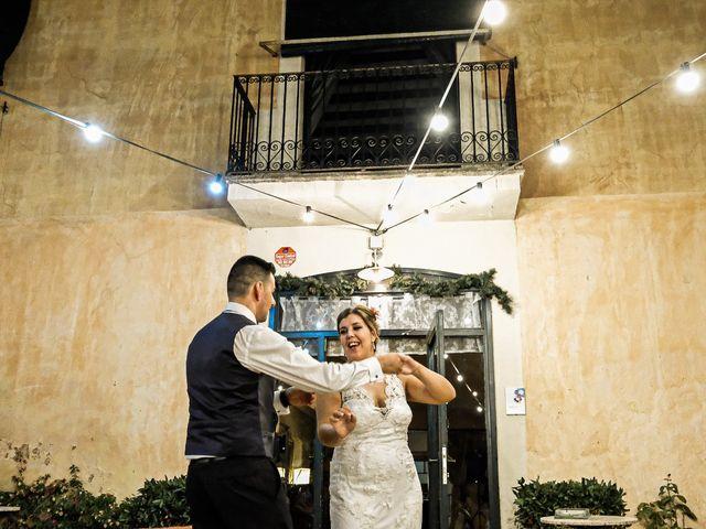 La boda de Nando y Andrea en Alella, Barcelona 69
