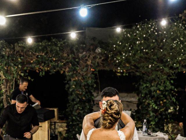 La boda de Nando y Andrea en Alella, Barcelona 73