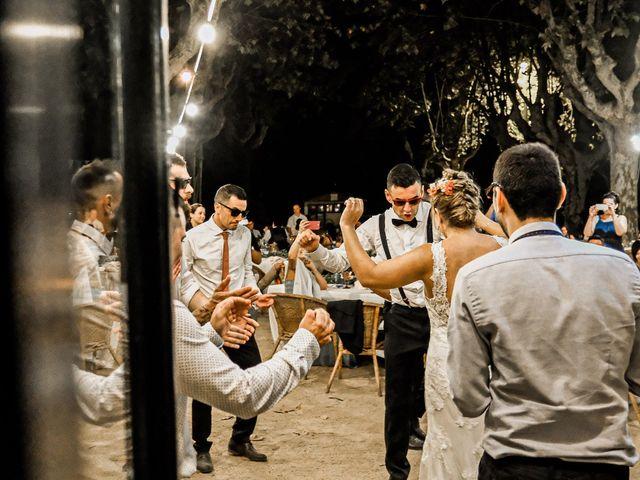 La boda de Nando y Andrea en Alella, Barcelona 82