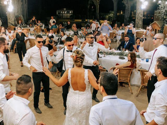 La boda de Nando y Andrea en Alella, Barcelona 83
