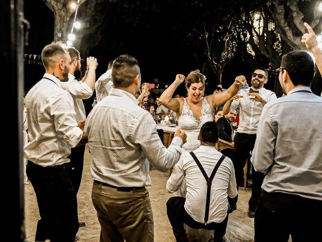 La boda de Nando y Andrea en Alella, Barcelona 84