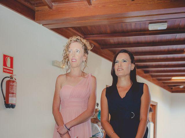 La boda de Zeneida y Cathaysa en Telde, Las Palmas 17