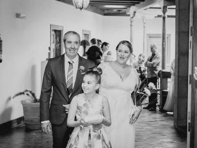 La boda de Zeneida y Cathaysa en Telde, Las Palmas 18
