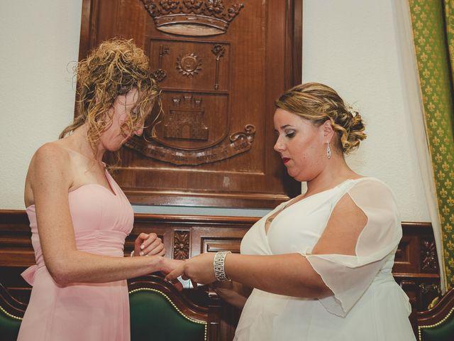 La boda de Zeneida y Cathaysa en Telde, Las Palmas 21