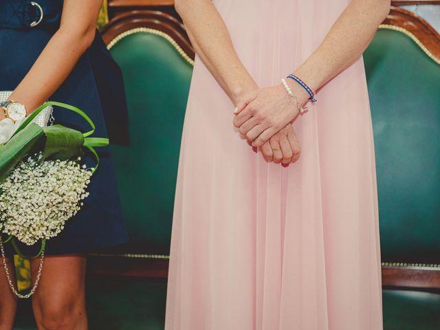 La boda de Zeneida y Cathaysa en Telde, Las Palmas 22