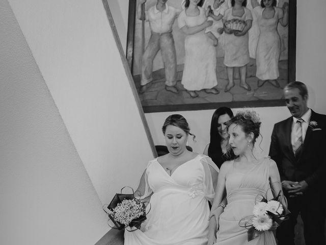 La boda de Zeneida y Cathaysa en Telde, Las Palmas 27