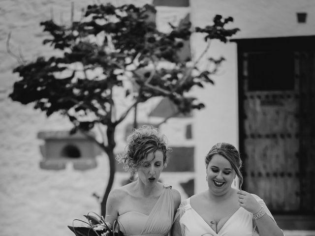 La boda de Zeneida y Cathaysa en Telde, Las Palmas 43