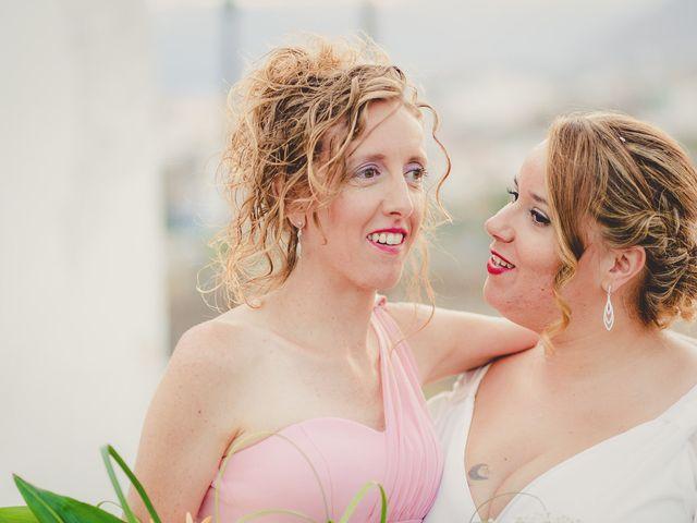 La boda de Zeneida y Cathaysa en Telde, Las Palmas 46