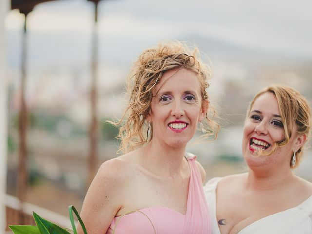 La boda de Zeneida y Cathaysa en Telde, Las Palmas 47