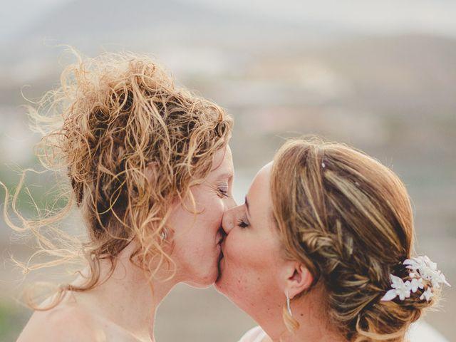 La boda de Zeneida y Cathaysa en Telde, Las Palmas 49