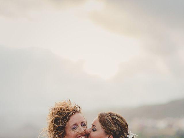 La boda de Zeneida y Cathaysa en Telde, Las Palmas 54