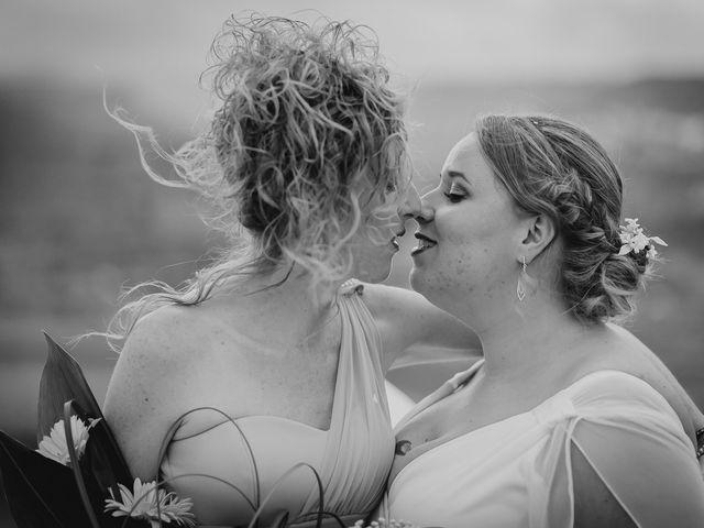 La boda de Cathaysa y Zeneida