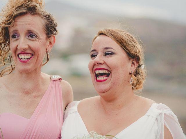 La boda de Zeneida y Cathaysa en Telde, Las Palmas 55