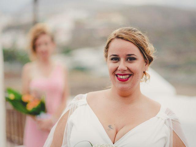 La boda de Zeneida y Cathaysa en Telde, Las Palmas 56