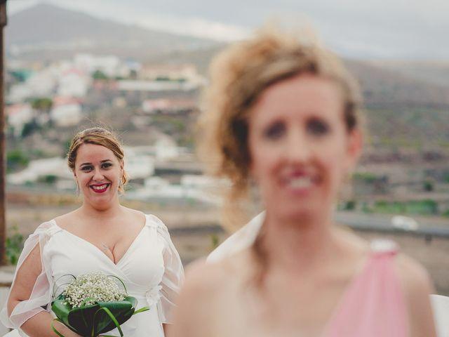 La boda de Zeneida y Cathaysa en Telde, Las Palmas 57