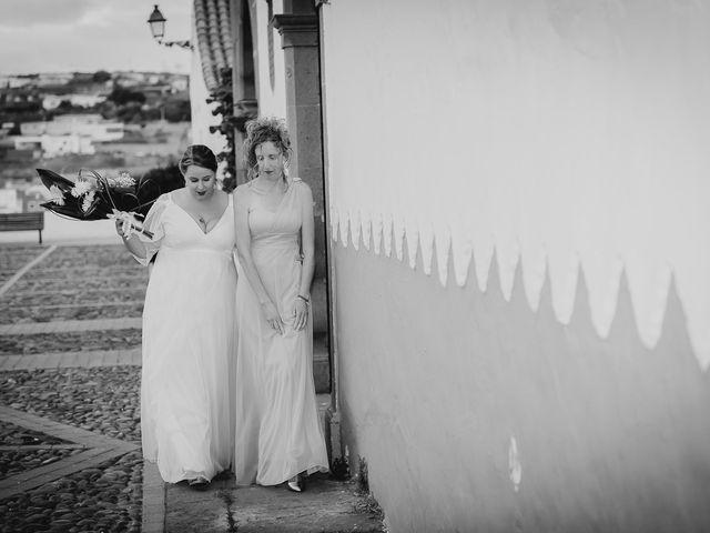 La boda de Zeneida y Cathaysa en Telde, Las Palmas 61