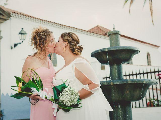 La boda de Zeneida y Cathaysa en Telde, Las Palmas 63