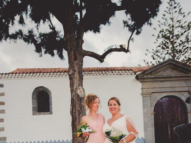 La boda de Zeneida y Cathaysa en Telde, Las Palmas 65