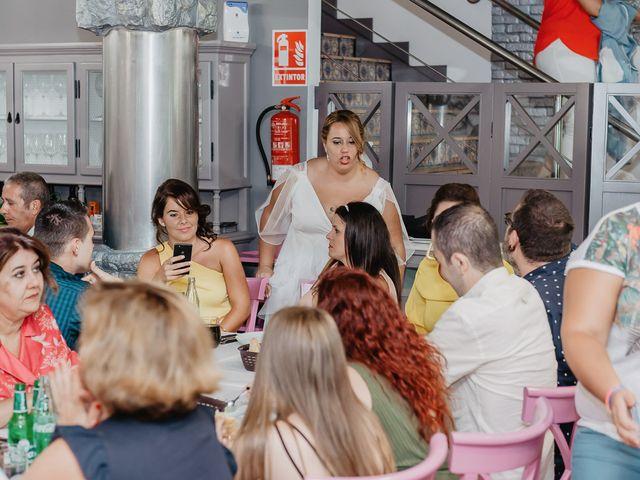 La boda de Zeneida y Cathaysa en Telde, Las Palmas 79