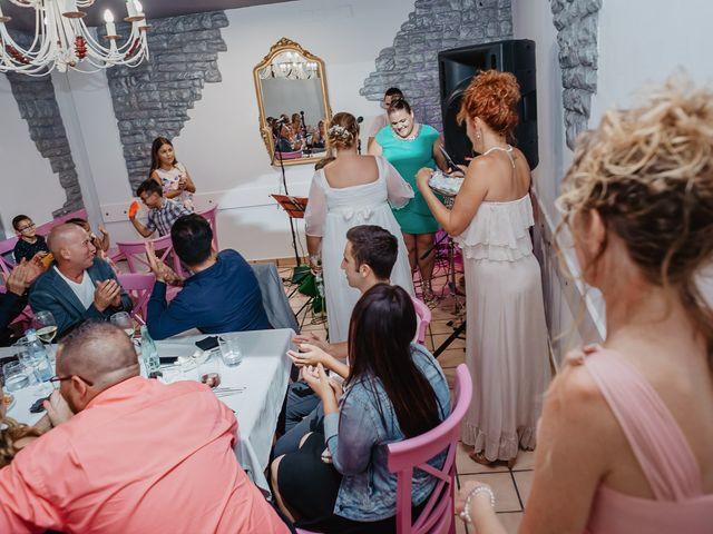 La boda de Zeneida y Cathaysa en Telde, Las Palmas 92