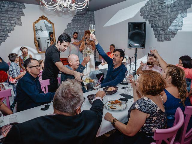 La boda de Zeneida y Cathaysa en Telde, Las Palmas 93