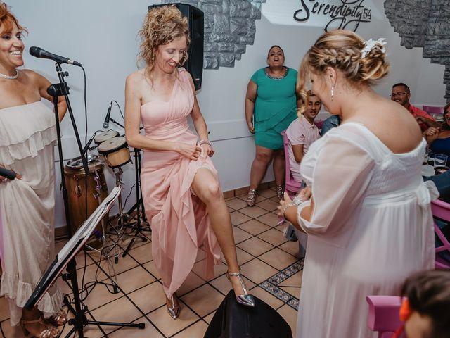 La boda de Zeneida y Cathaysa en Telde, Las Palmas 94