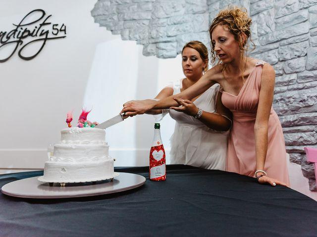 La boda de Zeneida y Cathaysa en Telde, Las Palmas 99