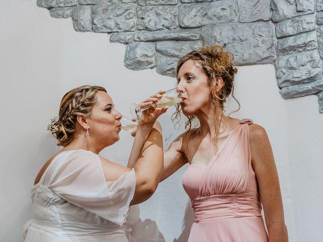 La boda de Zeneida y Cathaysa en Telde, Las Palmas 100