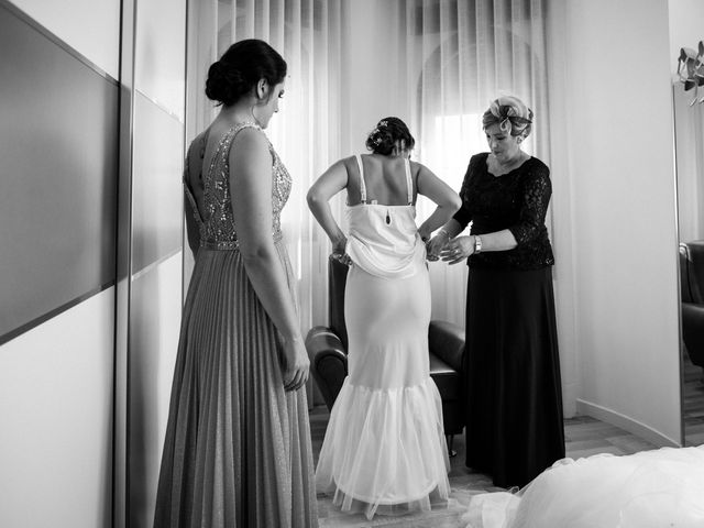 La boda de Fran y Marta en Iznalloz, Granada 17