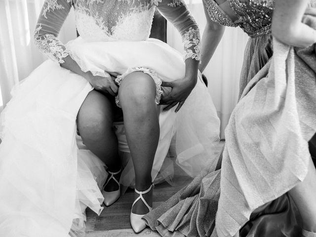 La boda de Fran y Marta en Iznalloz, Granada 21